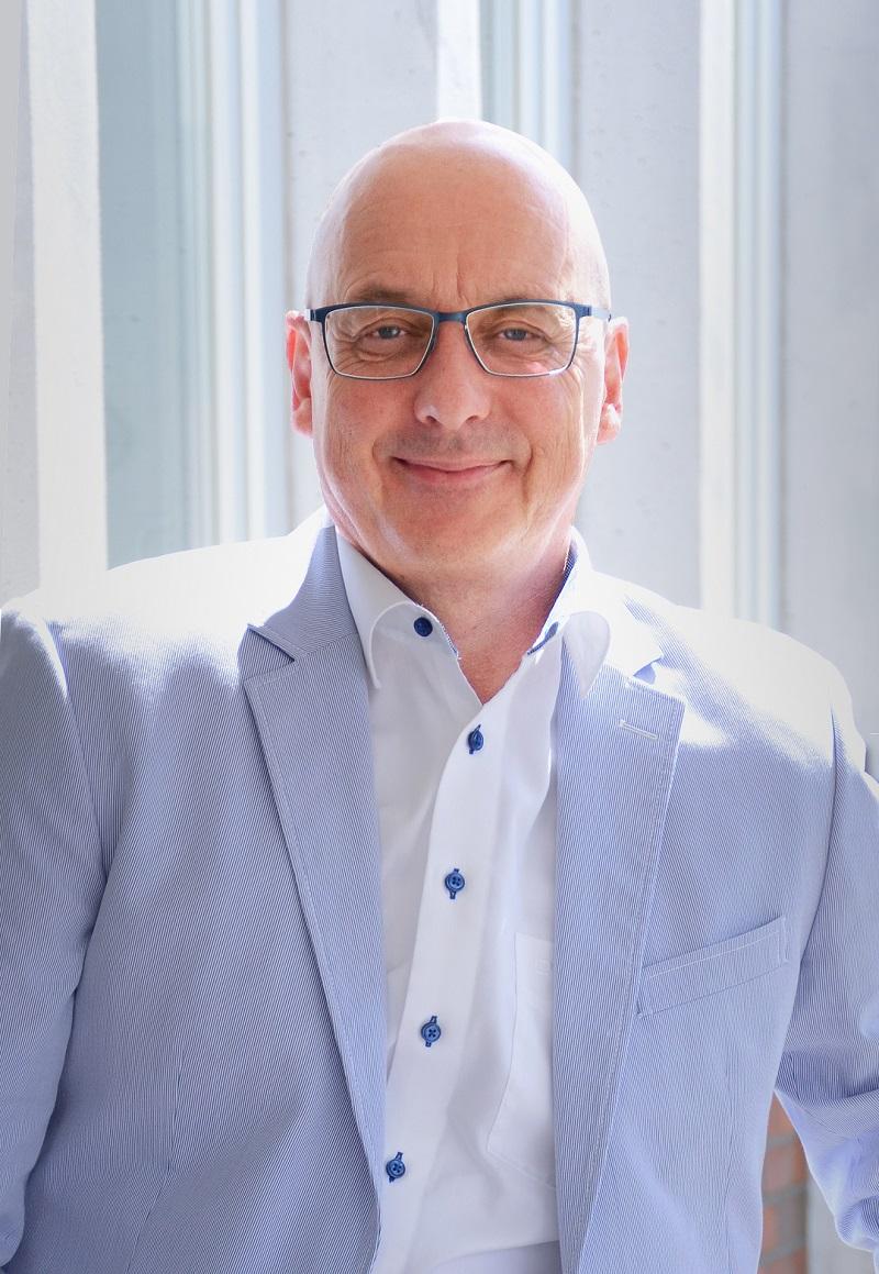 Geschäftsführer und Inhaber Marc Adami